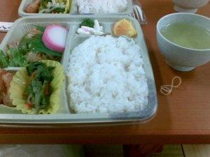 Japanese healthy rice