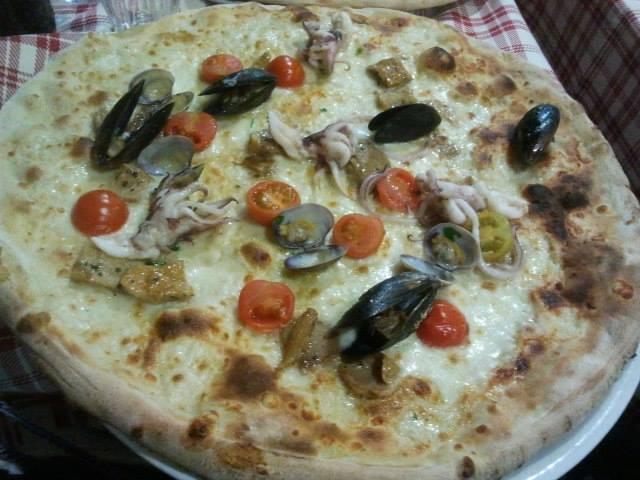 Pizza Mare Monti