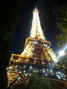 Eiffel Tower (August 2013)