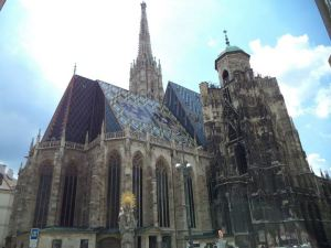 The Cathedral of Vienna, St. Stephen's Cathedral