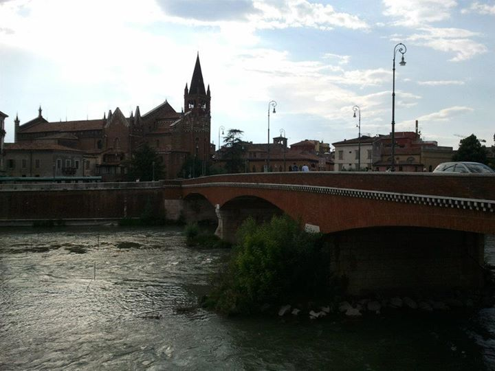 With love from Verona