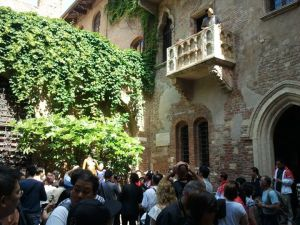 Juliet's House - open for public