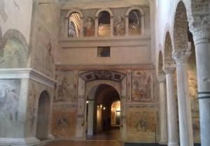 Inside - Basilica San Salvatore