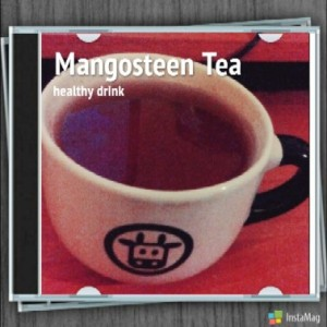 Mangosteen Tea