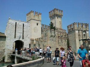 Scaglier Castle (Sirmione)