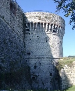 The Castle of Brescia