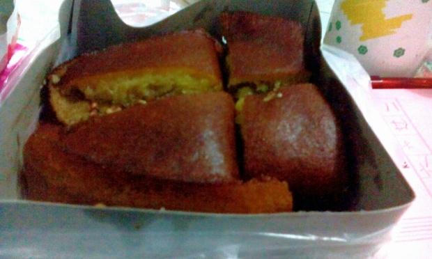 Martabak Manis or Indonesian Pancake