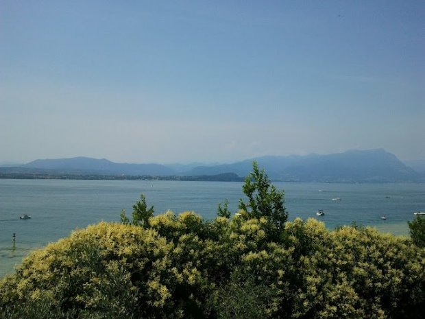at Sirmione (Spring 2012)