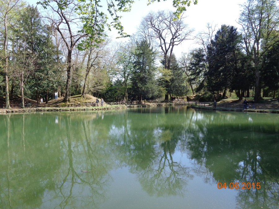 at Parco di Monza
