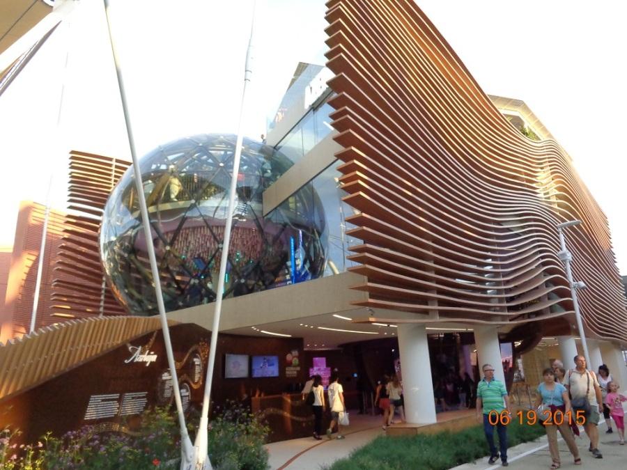 Azerbaijan Pavilion