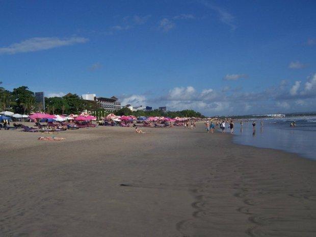 Legian Beach (Near Kuta)