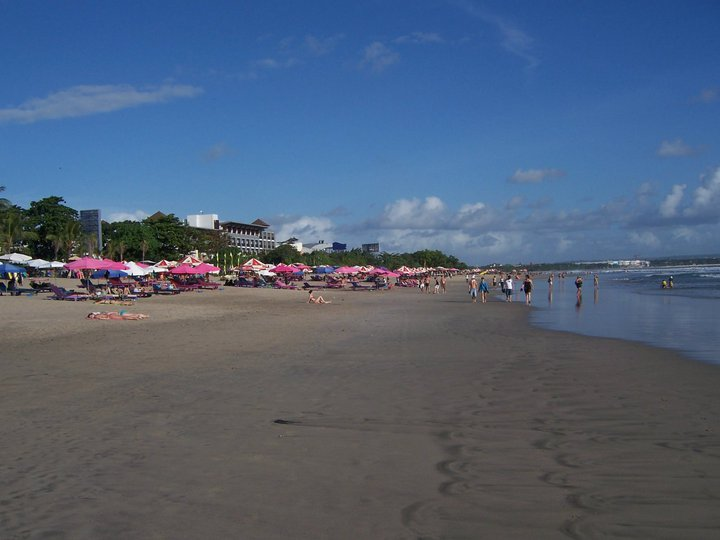 Legian Beach (Near Kuta)