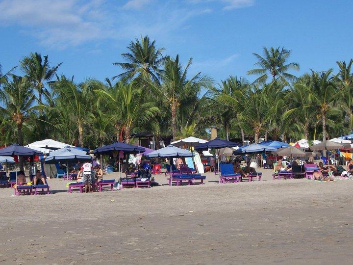 Blue Sky in Bali